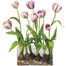 Silk Flower Arrangements Silk Flower Arrangements Silk Arrangements U003e Tulips W