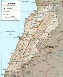 Dubai On A Map Lebanon Jordan Syria Iraq Oman Qatar Bahrain Dubai On Map In World