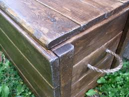 Blueprints To Build A Toy Box by Wood Storage Chest Make Your Own The Project Lady