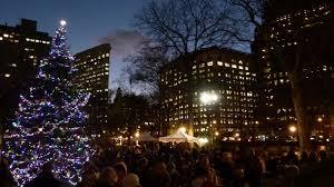 christmas tree lighting boston 2017 best tree lighting ceremonies in nyc mommy nearest