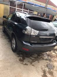 lexus rx330 nairaland sold tin can cleared very rare 2005