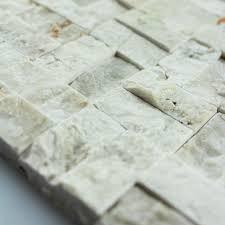 Tiles Mosaic Tile Sheet Kitchen Backsplash Wall Tile Mosaic - Backsplash stone tile