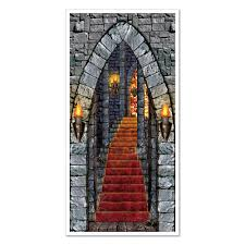 halloween entrance decorations halloween party decoration prop spooky castle dungeon entrance