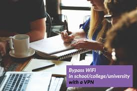 how to bypass wi fi restrictions in college university