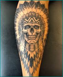 image result for indian chief tattoos indian