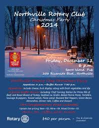 community christmas party u2013 service above self
