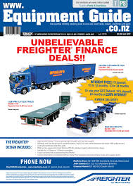 equipment guide july 2016 by allied publications issuu