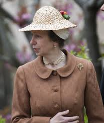princess anne photos photos royal family attend easter service