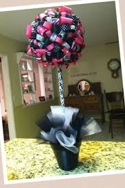 How To Make Ribbon Topiary Centerpieces by Diy Topiary Made Out Of Styrofoam Balls And Ribbon Kids Room