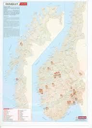 norwegian walking maps and walking guides norway to buy online