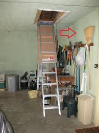 attic access in garage firewall internachi inspection forum