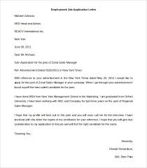 free employment letter template u2013 28 free word pdf documents