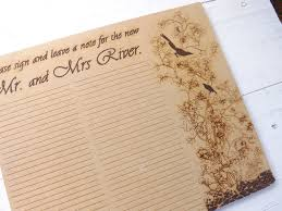 Rustic Wedding Guest Book Wedding Guest Book Ideas Wood Wedding Guest Book Vintage