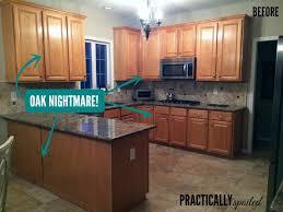 paint colors for kitchen walls with oak cabinets best paint color
