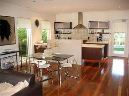 Living Room With Kitchen Design Kitchen Living Room Design Beauteous Living Room And Kitchen