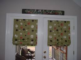 Blinds For French Doors Endearing 70 Roman Shades For Sliding Doors Decorating