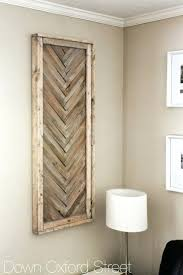rustic wood artwork wall ideas large rustic wall wood and metal wall