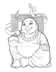 budai or hotei by artistmonk on deviantart
