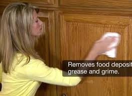How To Clean Wood Clean Kitchen Cabinets Grease Cleaning Kitchen Cabinets Wood