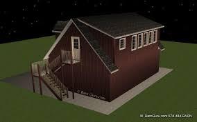 Garage Floor Plans With Living Quarters Workshop With Living Quarters Car Garage With Living Quarters