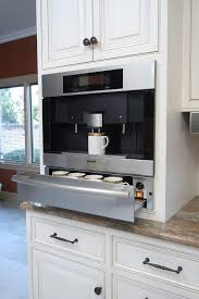 Miele Kitchen Cabinets Seattle Espresso Kitchen Cabinets Transitional With Quartzite