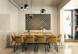 elegant dining room ideas elegant dining room design with modern lights as the main
