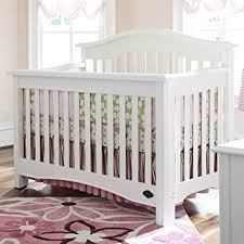 Bonavita Convertible Cribs Bonavita Hudson Ii Lifestyle Crib Classic White Baby