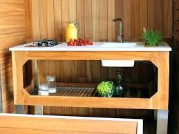 evier cuisine exterieure plaque pour cuisine evier pour cuisine exterieure plaque table