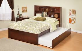 Twin Bed With Storage And Bookcase Headboard by Bed Frames Twin Bed With Drawers And Bookcase Headboard King