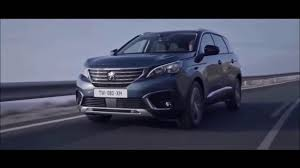 peugeot 5008 interior dimensions peugeot 5008 suv 2017 youtube