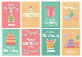 free vector birthday invitation 3543 free downloads