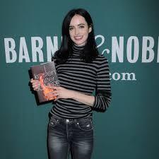 Barnes Nob Krysten Ritter At Her New Book Bonfire Fan Event At Barnes U0026 Noble