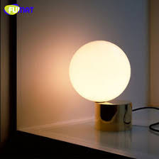 white ball table lamp online white ball table lamp for sale