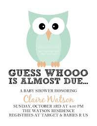 baby shower owl invitations haskovo me