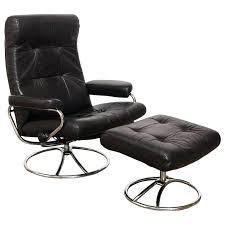 Ekornes Chair Chair Ottoman With Classic Base Ekornes Office Chairs