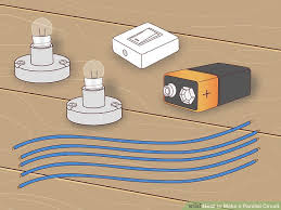 how to make a parallel circuit with pictures wikihow