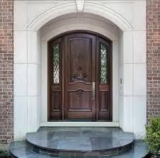 Carved Exterior Doors Furniture Jeld Wen Exterior Doors With Varnished Solid Wood
