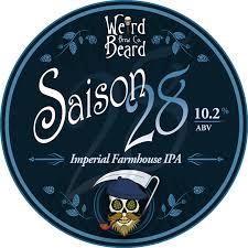 Weird Wall Clocks by Saison 28 Our 300th Brew U2014 Weird Beard Brew Co