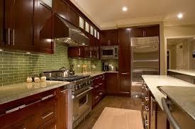 dark cherry cabinets houzz
