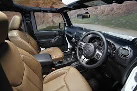 white jeep sahara tan interior jeep wrangler 4 door lifted image 79