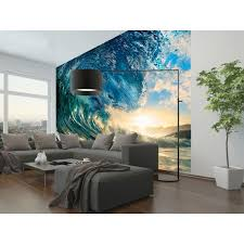 wall mural beautiful wall mural designs for your bathroom you custom wall mural h the perfect wave wall mural