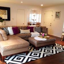 Brown And White Area Rug Black And White Rug With Brown Patterned Area Rug For Living