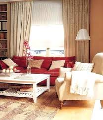 red couch decor living rooms with red couch room of dark brown sofa size color