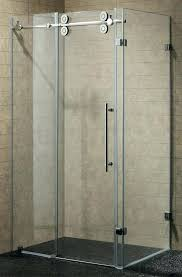 Glass Shower Doors Canada Remarkable Shower Doors Lowes Canada Pivot For Tubs Door Frameless