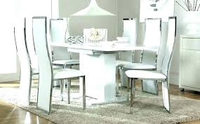 white and gray dining table outstanding grey dining room table somerefo org