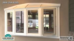 bow window replacement parts window design ideas renewal andersen bowbay replacement window south bay youtube