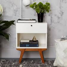 Small Bedroom Side Table Ideas Bedroom Furniture Sets Cottage Nightstand Small Bed Table