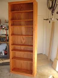Wood Bookshelves Plans by Oak Bookcase Plans Use One Of These Free Bookcase Plans To Build A