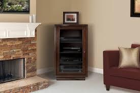Audio Video Rack Systems Amazon Com Bell U0027o Atc402 Audio Video Component Cabinet Dark