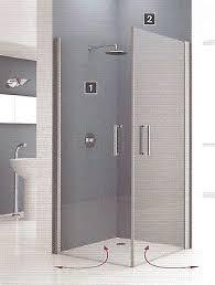 novellini giada wet room corner shower enclosure